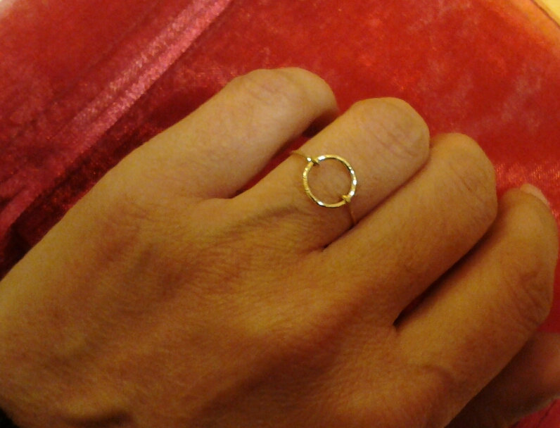 Ring as a gift meaning